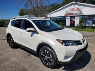 Used 2015 Toyota RAV4 XLE for sale in Barrie, ON