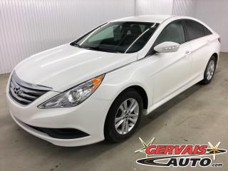 Used 2014 Hyundai Sonata GL MAGS BLUETOOTH SIÈGES CHAUFFANTS *Bas Kilométrage* for sale in Shawinigan, QC