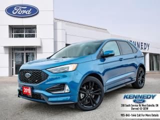 Used 2019 Ford Edge ST for sale in Oakville, ON