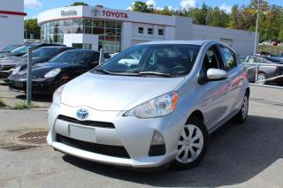 Used 2014 Toyota Prius c Hayon 5 portes for sale in Shawinigan, QC