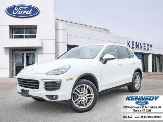 Used 2017 Porsche Cayenne for sale in Oakville, ON