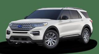 New 2020 Ford Explorer LIMITED for sale in Mississauga, ON