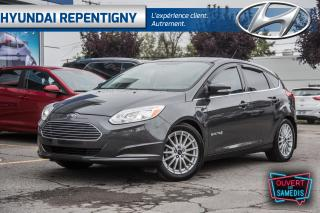 Used 2018 Ford Focus Electric ELECTRIC**MAGS, NAV, DÉMARREUR, CAMÉRA** for sale in Repentigny, QC