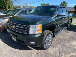 Used 2013 Chevrolet Silverado 1500 LTZ for sale in Peterborough, ON