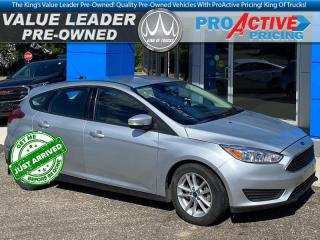 Used 2015 Ford Focus SE for sale in Virden, MB