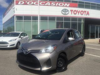 Used 2015 Toyota Yaris HB LE **AUTO/AIR/VITRES** for sale in St-Eustache, QC