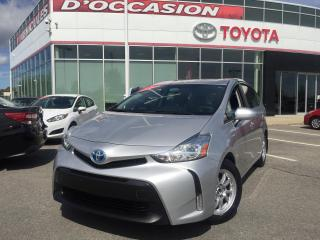 Used 2016 Toyota Prius V V **CAMERA** SEULEMENT 47 210 KM* for sale in St-Eustache, QC