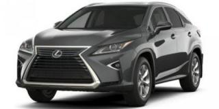 Used 2017 Lexus RX 350 Standard Package for sale in Edmonton, AB