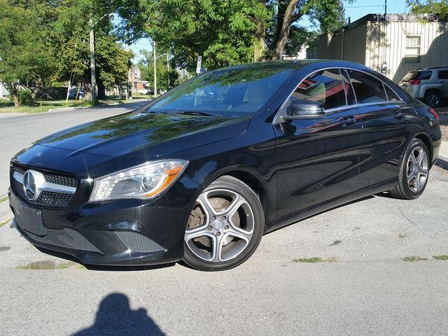 2014 Mercedes-Benz CLA250 CLA 250 AWD 4Matic Fully Appointed with Mercedes Luxury!!!