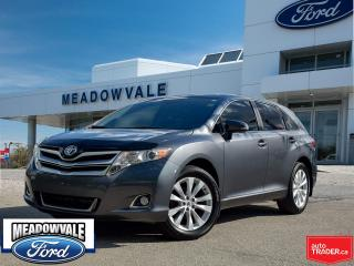 Used 2016 Toyota Venza for sale in Mississauga, ON