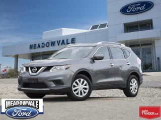 Used 2015 Nissan Rogue SV for sale in Mississauga, ON