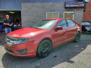 Used 2010 Ford Fusion 2010 FORD FUSION SE**FINANCEMENT DISPONI for sale in Lemoyne, QC