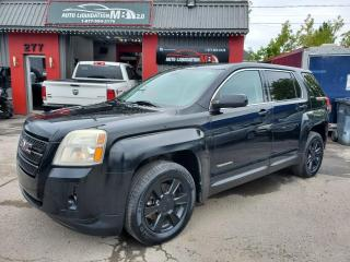 Used 2010 GMC Terrain 2010 GMC TERRAIN SLE-1**FINANCEMENT 100% for sale in Lemoyne, QC