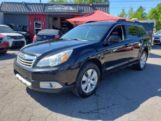Used 2011 Subaru Outback 2011 SUBARU OUTBACK**FINANCEMENT 100% AP for sale in Lemoyne, QC