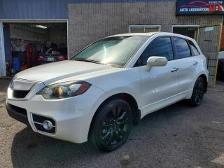 Used 2011 Acura RDX 2011 ACURA RDX TECHPACKAGE*FINANCEMENT 1 for sale in Lemoyne, QC
