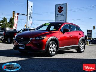Used 2019 Mazda CX-3 GS AWD ~Heated Seats/Wheel ~Backup Cam ~Bluetooth for sale in Barrie, ON