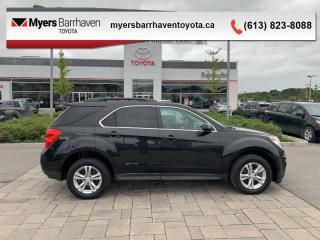 Used 2015 Chevrolet Equinox LT  - Bluetooth -  Heated Seats - $111 B/W for sale in Ottawa, ON