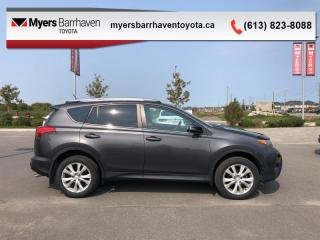 Used 2015 Toyota RAV4 LIMITED  - $134 B/W for sale in Ottawa, ON
