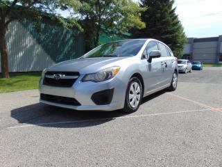Used 2012 Subaru Impreza ****FINANCEMENT DISPONIBLE******AUTOMATI for sale in St-Eustache, QC
