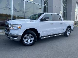 Used 2019 RAM 1500 Big Horn crew 5.7L 4X4 for sale in Ste-Agathe-des-Monts, QC
