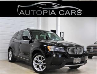 Used 2012 BMW X3 AWD 4dr 28i for sale in North York, ON