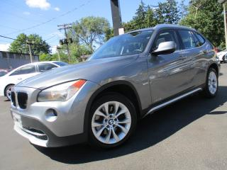 Used 2012 BMW X1 28I AWD|91KMS|LOW KMS|PANORAMA ROOF|LEATHER!! for sale in Burlington, ON