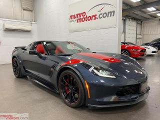 Used 2019 Chevrolet Corvette 2dr Grand Sport 1LT Gavin Drivers Series NAV NPP for sale in St. George, ON