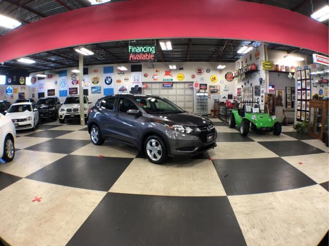 2016 Honda HR-V LX AUT0 A/C CRUISE H/SEATS REAR CAMERA 124K