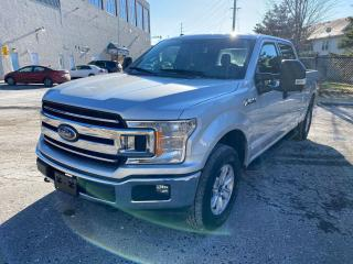 Used 2018 Ford F-150 XL SuperCrew 6.5-ft. Bed 4WD for sale in Ottawa, ON
