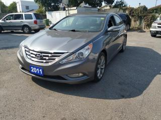 Used 2011 Hyundai Sonata 4dr Sdn 2.0L Auto Limited w/Nav for sale in Oshawa, ON