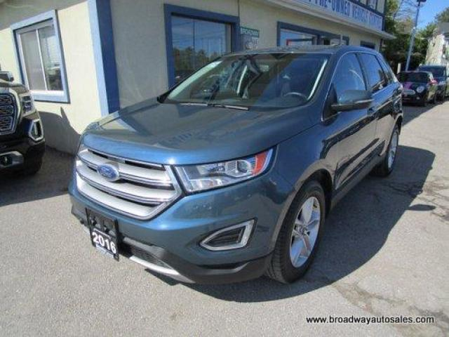 2016 Ford Edge ALL-WHEEL DRIVE SEL MODEL 5 PASSENGER 3.5L - V6.. NAVIGATION.. LEATHER.. HEATED SEATS.. BACK-UP CAMERA.. SYNC TECHNOLOGY.. POWER FOLD REAR SEATS..