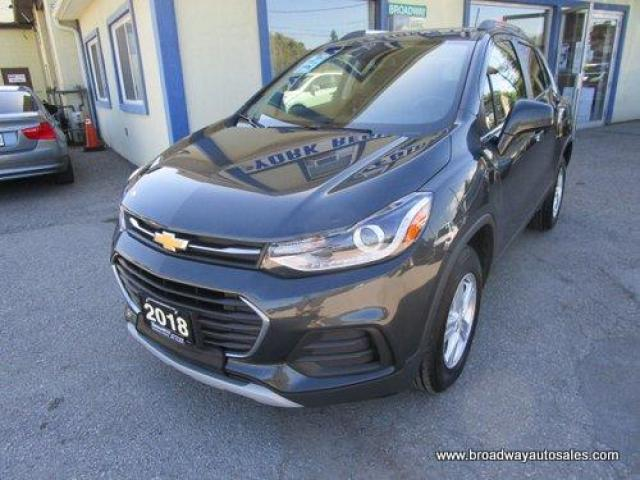 2018 Chevrolet Trax ALL-WHEEL DRIVE LT EDITION 5 PASSENGER 1.4L - ECO-TEC.. TOUCH SCREEN.. BACK-UP CAMERA.. BLUETOOTH SYSTEM.. KEYLESS ENTRY..