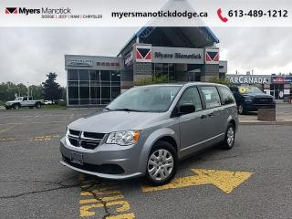 Used 2019 Dodge Grand Caravan Canada Value Package  - $153 B/W for sale in Ottawa, ON