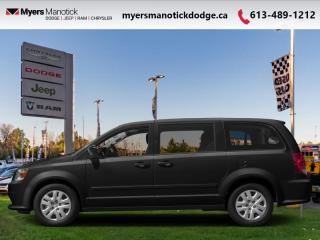 Used 2019 Dodge Grand Caravan Canada Value Package  - $158 B/W for sale in Ottawa, ON