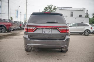 Used 2017 Dodge Durango GT LEATHER/BLACKTOP/UCONNECT for sale in Concord, ON