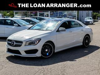 Used 2015 Mercedes-Benz CLA250 for sale in Barrie, ON