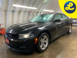 Used 2016 Dodge Charger Uconnect 8.4-in Touch/SiriusXM/Hands-free/NAVready * Voice recognition * Heated front seats * V6 automatic transmission * Automatic headlights * Dual for sale in Cambridge, ON
