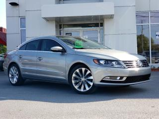 Used 2015 Volkswagen Passat CC Highline for sale in Kingston, ON