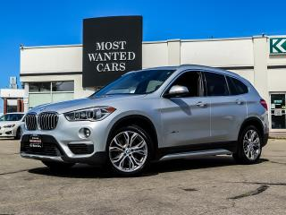 Used 2017 BMW X1 xDRIVE|NAV|PANO|HUD|CAMERA for sale in Kitchener, ON