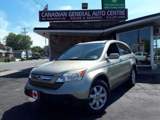 Used 2007 Honda CR-V EX-L for sale in Scarborough, ON
