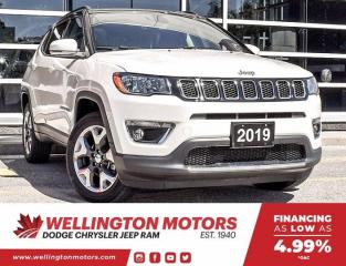 Used 2019 Jeep Compass Limited | 4x4 | 1 Owner | No Accidents ... for sale in Guelph, ON