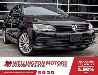 Used 2017 Volkswagen Jetta Sedan Trendline+ / New Front + Rear Brakes And Rotors !! for sale in Guelph, ON