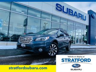 Used 2016 Subaru Outback 3.6R Limited for sale in Stratford, ON