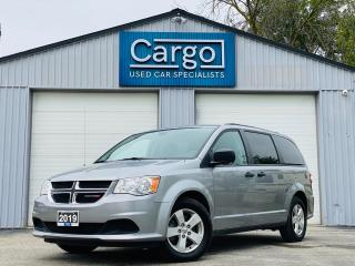 Used 2019 Dodge Grand Caravan CANADA VALUE PACKAGE for sale in Stratford, ON
