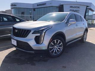 New 2021 Cadillac XT4 AWD Premium Luxury for sale in Winnipeg, MB