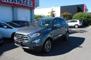 Used 2018 Ford EcoSport Titanium for sale in Nanaimo, BC