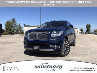 New 2020 Lincoln Navigator L Reserve for sale in Winnipeg, MB