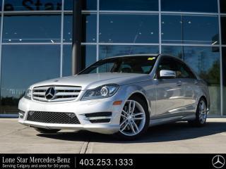Used 2013 Mercedes-Benz C 300 W4 4MATIC Sedan for sale in Calgary, AB