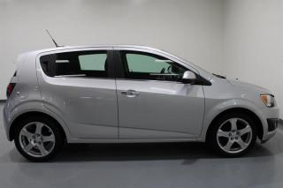 Used 2014 Chevrolet Sonic LT 5 Dr Hatchback at for sale in Mississauga, ON