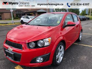 Used 2013 Chevrolet Sonic LTZ  Includes WINTER TIRES ! for sale in Orleans, ON